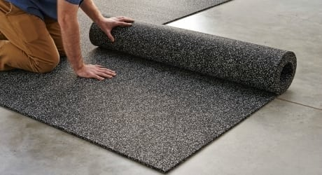 Cow Mats And Other Rubber Flooring